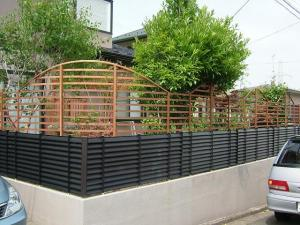 3次元横板Rフェンス