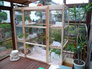 組み立て式 温室